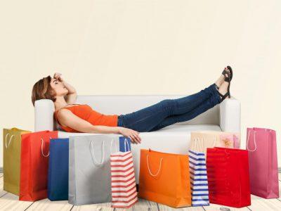 Bruciare calorie con lo shopping?