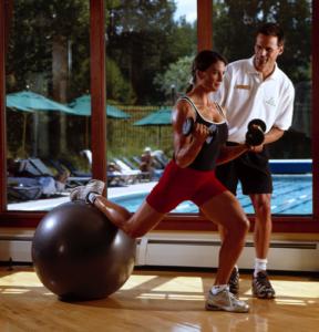 Allenamento con trainer