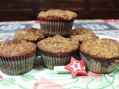 Muffin alla cannella metabolomici