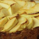 Torta di mele con Xilitolo e farina di farro