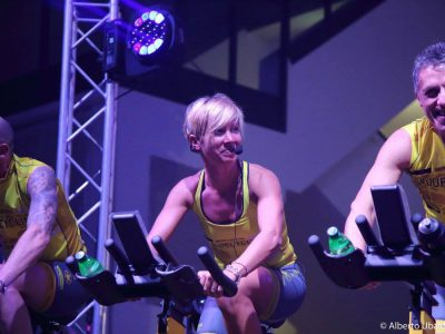 Indoor cycling, ne parliamo con Alice Elam