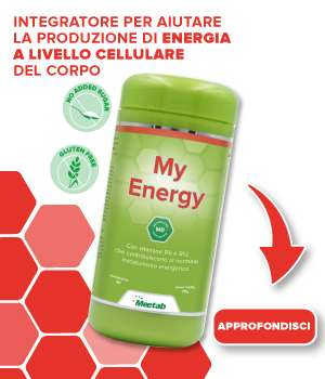 Integratore per l'energia