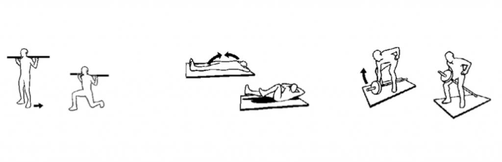 esercizi interval training 2