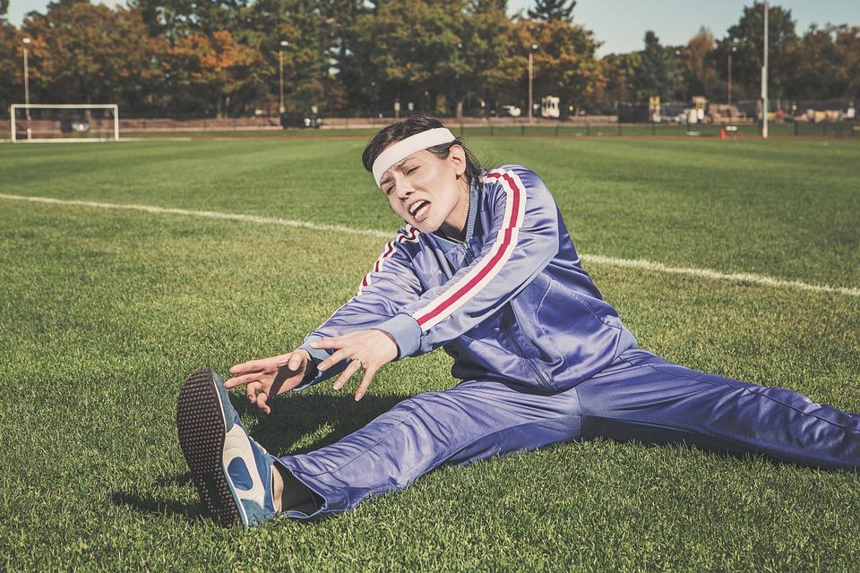 indumenti da allenamento