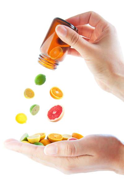 vitamine per energia
