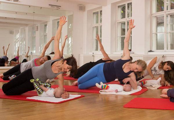 Kanga: allenati con il tuo bambino