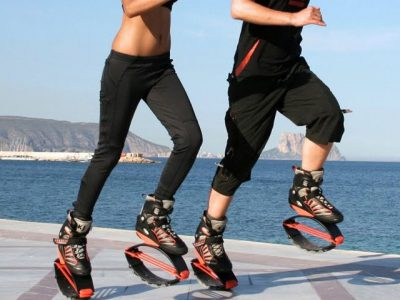 Kangoo Jumps: fitness e divertimento garantito