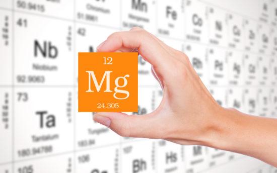 Quanto è importante il magnesio?
