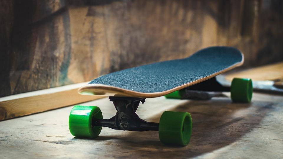 pattinaggio e skateboarding