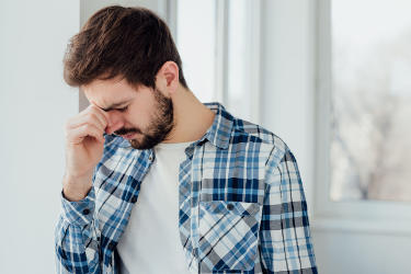 Sinusite: il rischio ai cambi di stagione