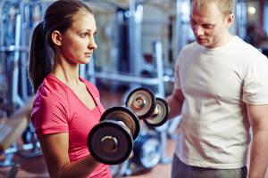 Il sollevamento dei pesi nella vita di tutti i giorni