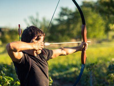 Il tiro con l'arco è uno sport nobile