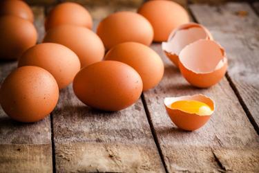uova per colesterolo